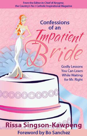 Confessions of an Impatient Bride