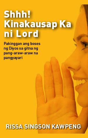 Shhh! Kinakausap Ka Ni Lord