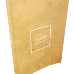 Feast Journal – Dreamy Gold