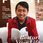 Feast Magazine – International Subscription (12 issues)