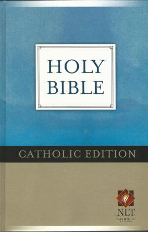Holy Bible – New Living Translation Catholic Edition (Hardbound)
