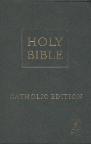 Holy Bible – New Living Translation Catholic Edition (Vinyle)
