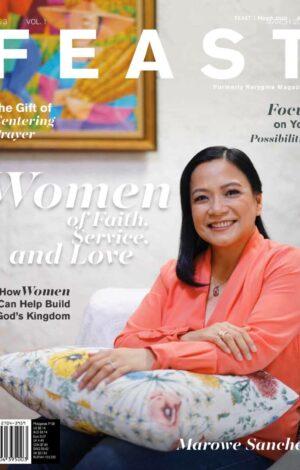 Feast Magazine March 2020