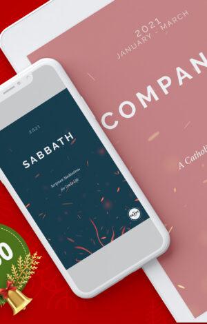 E-Copy Bundle: Companion + Sabbath
