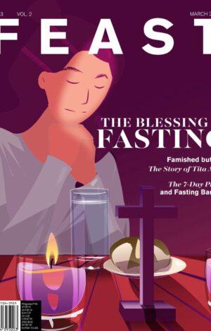Feast Magazine March 2021