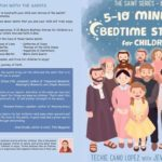 5-10 Minute Bedtime Stories for Children (The Saint Series Book 1)