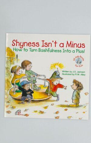 Shyness Isn't a Minus by J. S. Jackson