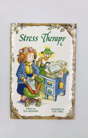 Stress Therapy by Tom McGrath
