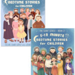 Bundle: 5-10 Minute Bedtime Stories for Children – The Saint Series Book 1 and 2