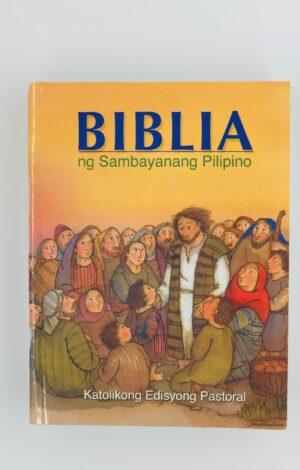 Biblia ng Sambayanang Pilipino Katolikong Edisyong Pastoral Paper Cover
