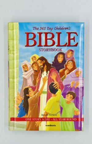 Then 365 Days Children's Bible storybook – hardbound