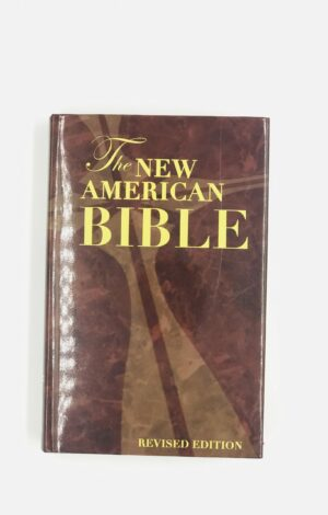 The New American Bible Revised Edition (NABRE) Hard Cover w/ Index