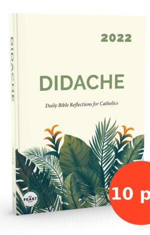 Bulk Sale: Didache 2022 (10 Pieces) + Free Shipping within Metro Manila