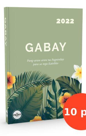 Bulk Sale: Gabay 2022 (10 Pieces) + Free Shipping within Metro Manila