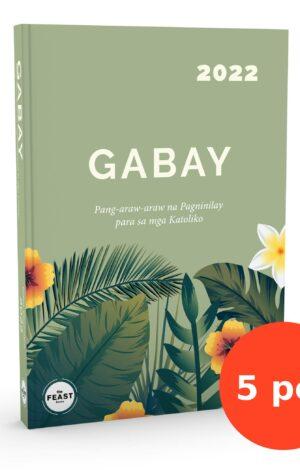 Bulk Sale: Gabay 2022 (5 Pieces) + Free Shipping within Metro Manila